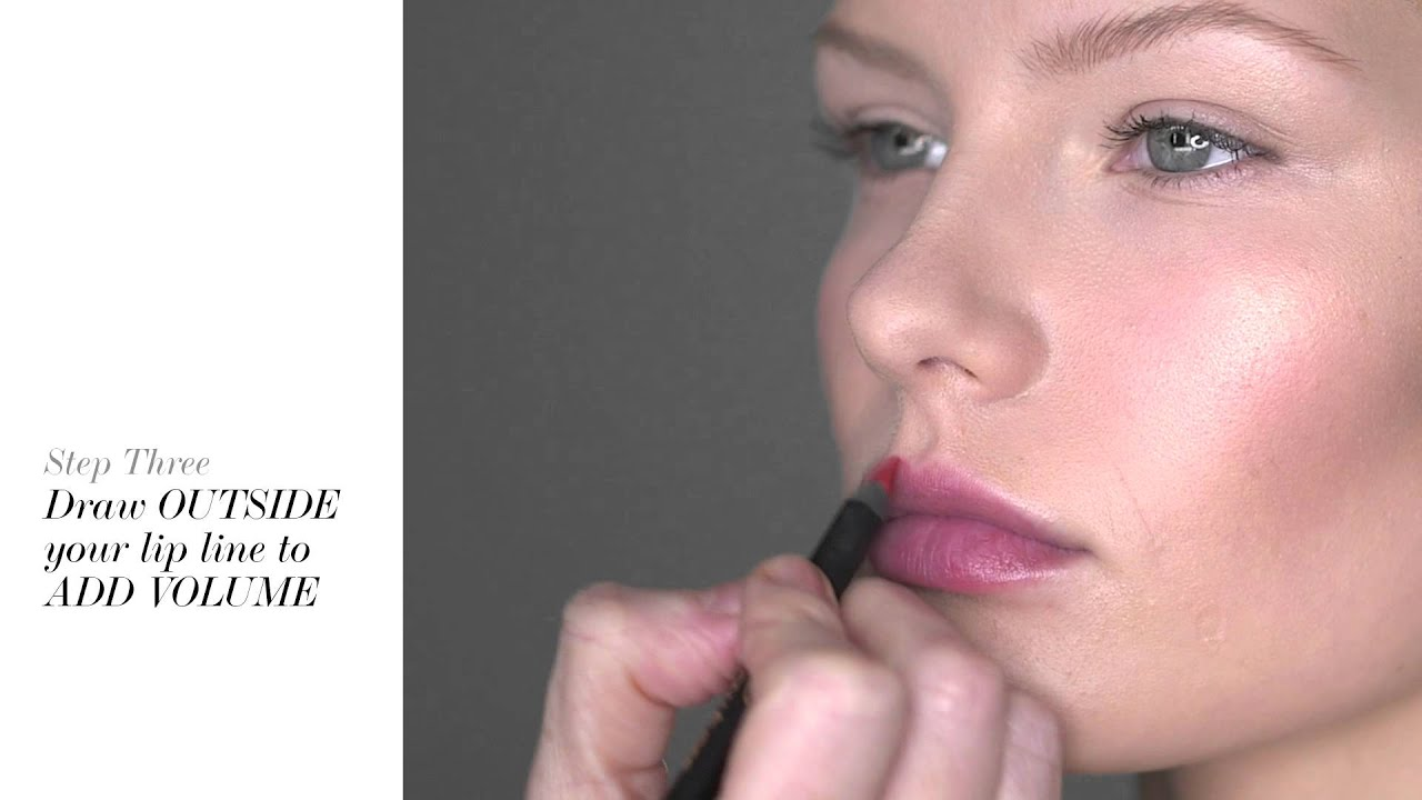 How to do the bold red lip in 60 seconds with Charlotte Tilbury |  NET-A-PORTER COM