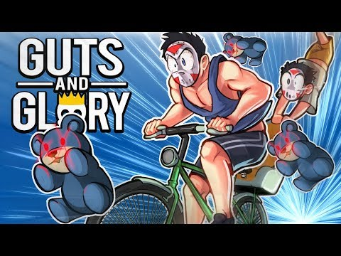 Guts and Glory  FATHERLIRIOUS AND SONLIRIOUS ADVENTURE!