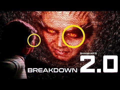 2.0 - Official Teaser Breakdown | Superstar Rajinikanth | Akshay Kumar | A.R.Rahman