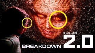 2.0 - Official Teaser Breakdown | Superstar Rajinikanth | Akshay Kumar | A.R.Rahman