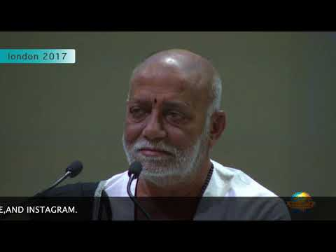 PREM NAGAR MAAT JHA MUSAFIR I MORARIBAPU AND RAMDAS GONDALIYA AT LONDON 2017