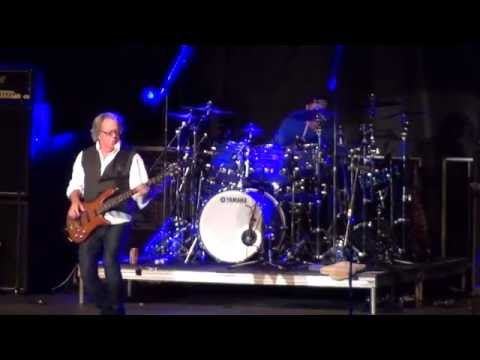 LOVERBOY - HOT GIRLS IN LOVE - 2014 - Drum solo