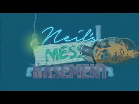 Neil's Messy Basement: Vireio Perception Reveal, 050216