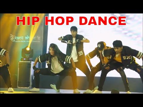 BANG BANG Song Hip Hop Dance 2016 Bappa Excel