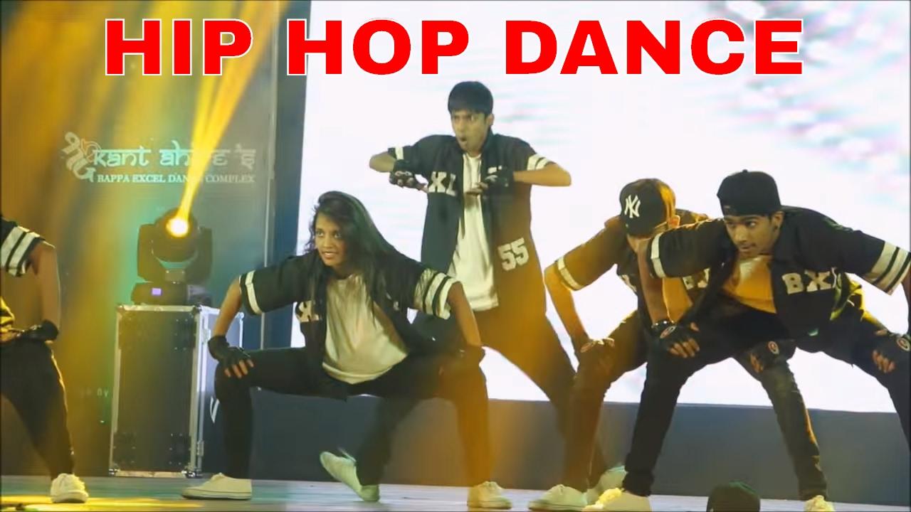 BANG BANG song Hip hop dance 2016 bappa excel - YouTube