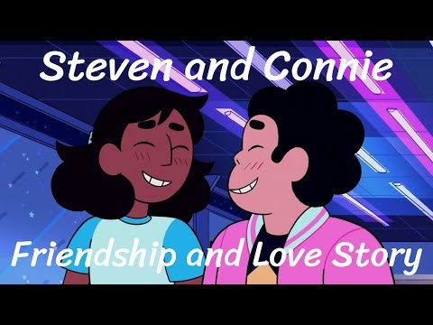 Steven Universe - Steven And Connie | Friendship And Love Story