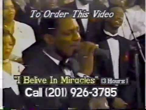 Kirvy Brown, Lorraine Stancil, Walter Collier - I Believe in Miracles (Powerful)