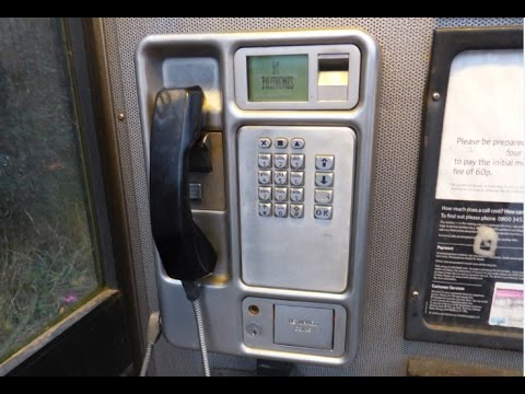 Let's look at some UK payphones