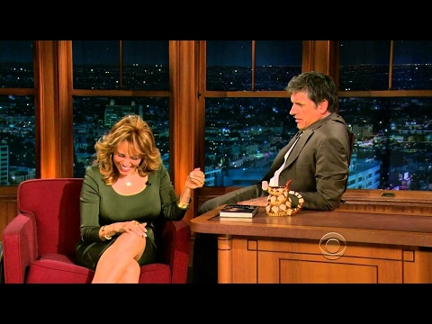 Late Late Show with Craig Ferguson 4/7/2010 Raquel Welch, Anna Torv, Brian McFadden