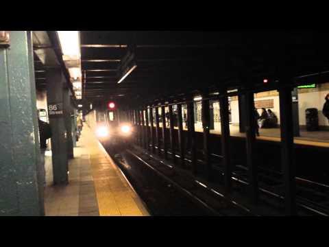 MTA New York City Subway: 86th Street (IRT Lexington Avenue Line)