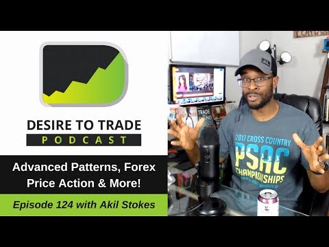 124: Advanced Patterns & Trading Forex Price Action - Akil Stokes | Trader Interview