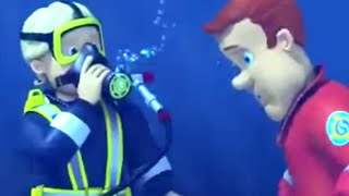 Fireman Sam New Episodes  🔥 Underwater Rescue - Saving Penny  🚒 Kids Movies