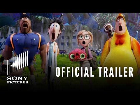 Cloudy With a Chance of Meatballs 2 - Official Trailer #2 - In Theaters 9/27