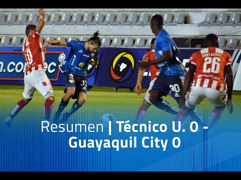 Tecnico U. Guayaquil City Goals And Highlights