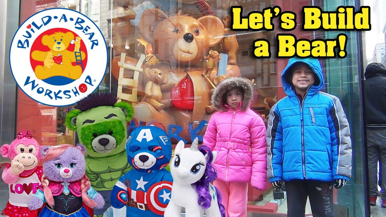 Best Build A Bear Workshop