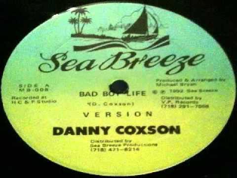 Danny Coxson - bad boy life (SEA BREEZE - 1992) 12inch
