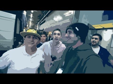 DETRAS DE LAS CAMARAS - CMF Argentina 2017