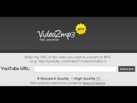Tutorial #5 : Convertire un video di youtube in formato MP3