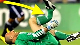 26 Worst Sports Injuries Of All Time