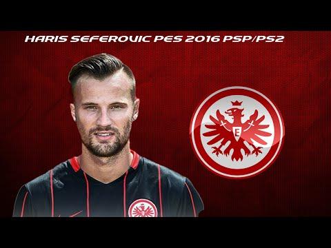 Haris Seferovic PES 2016 psp/ps2