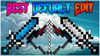 ★MC PvP Texture Pack Best Default Edit + MAP DOWNLOAD ★