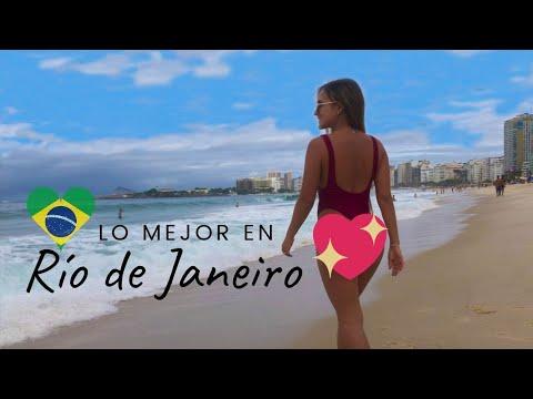 Río de Janeiro - Copacabana y Favela Rocinha I Brasil Vlog #1