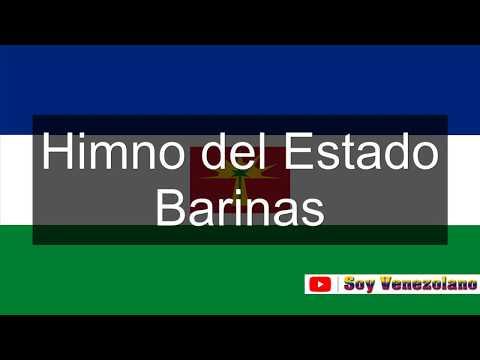Himno Del Estado Barinas (Venezuela) | Soy Venezolano