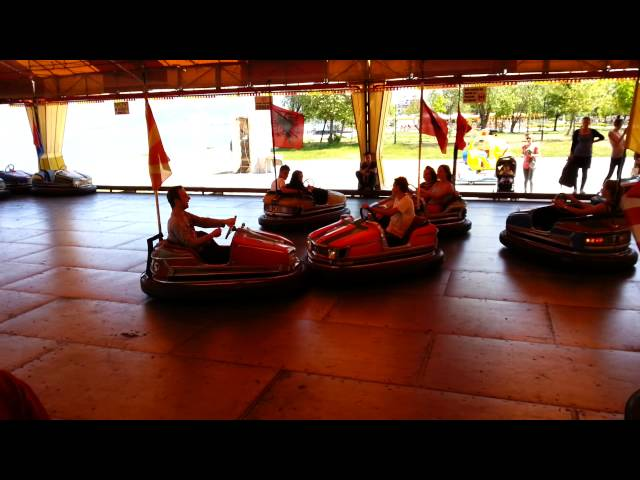 ARIEL LUNA PARK POGRADEC Travel Video