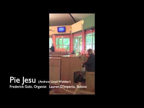 Pie Jesu- Frederick Golz