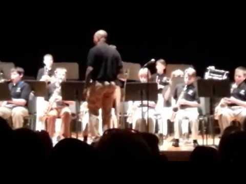 2013/2014 Elko Middle School Jazz Band