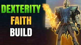 Dark Souls Remastered - Dexterity/Faith Build (PvP/PvE)