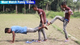 Must Watch New Funny Video😂😂Top New Comedy Video 2019 |Try To Not Laugh | Episode 89 | Hiphop BDT |