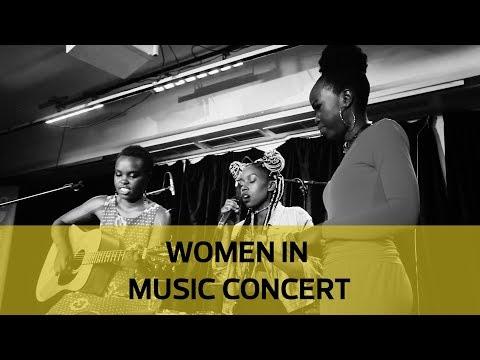 Women in Music concert
