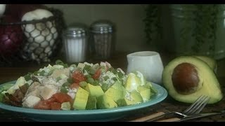 Salad Recipes - How To Make Cobb Salad