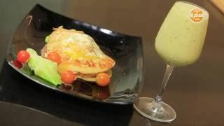 عصير كيوي بالكمثري | شريف الحطيبي