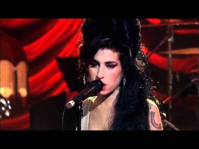 Amy Winehouse - You know I'm no good. Live in London 2007