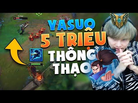 YASUO 5TR THÔNG