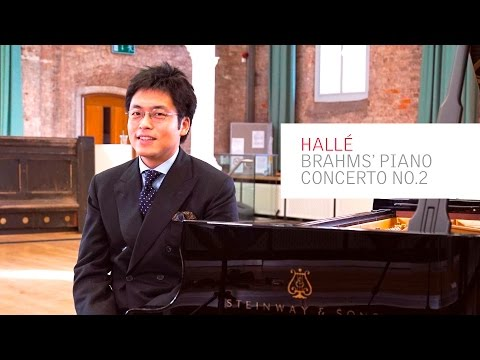 The Halle - Pianist Sunwook Kim on Brahms' Piano Concerto No.2