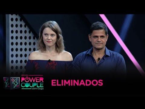 Liége E André São Eliminados Do Power Couple Brasil 3