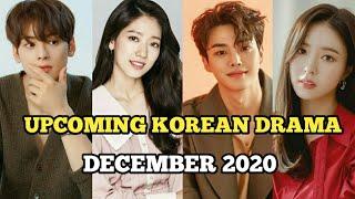 12 UPCOMING KOREAN DRAMAS AIRING IN DECEMBER 2020