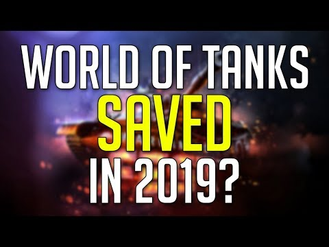 New Matchmaking • New Premium Ammo ► World of Tanks in 2019 - The Future