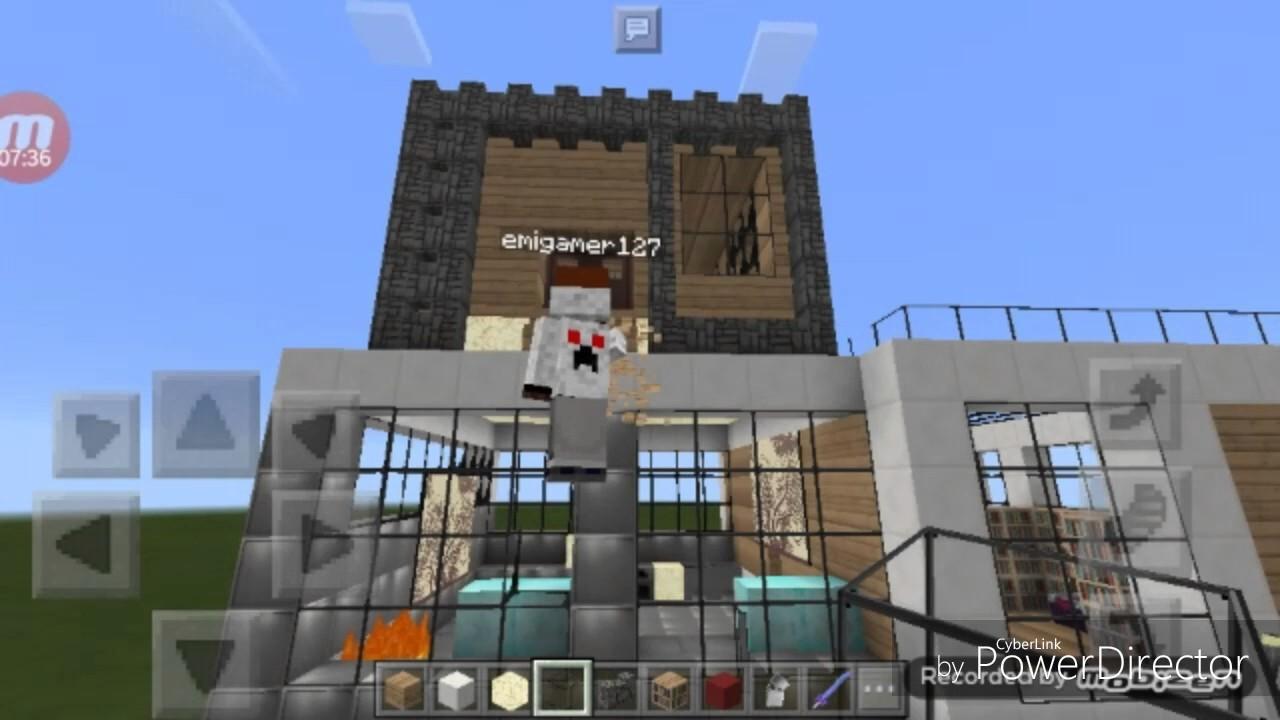 Casa moderna 3 youtube for Mirote y blancana casa moderna