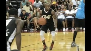 Floyd Mayweather Proves He's Better Than Some NBA Players At Celebrity Basketball Game
