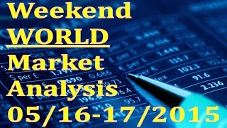 Weekend WORLD Market Analysis 05/16-17/2015