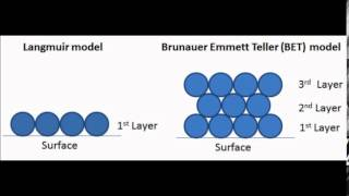 Langmuir theory and Isotherms Type I and II