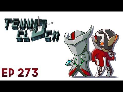 "Warframe Tenno Clock #273 - ""Jaded veterans giddy over the Dev Stream"" thumbnail"