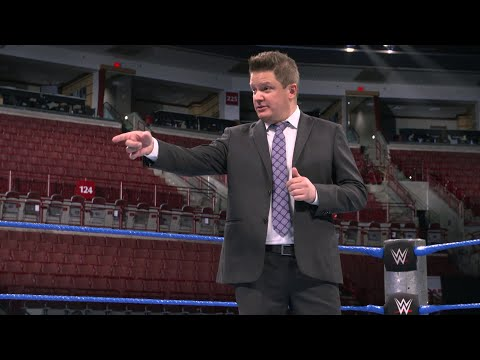 Why Greg Hamilton Is The World's Best Ring Announcer: A WWE Mockumentary
