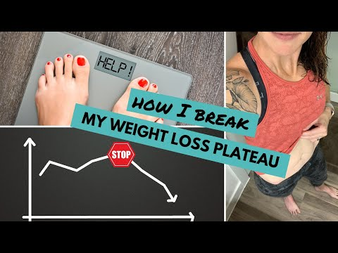 How I BREAK My Weight Loss Plateaus | My Top 10 Tips for Breaking Stalled Weight Loss