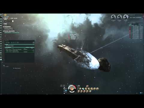 Eve online ratting with the phoenix and the new rapid torpedo launchers