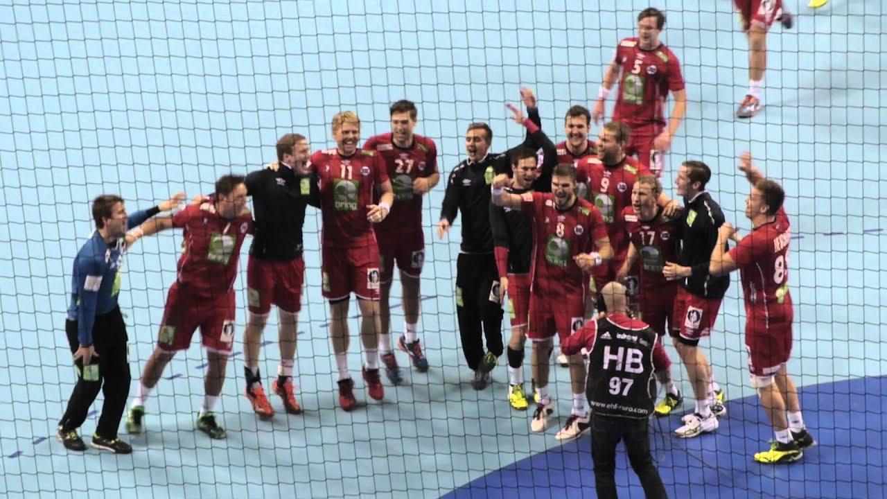 Polen Kroatien Handball